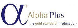 AlphaPlus_standard_01 Blue & Gold