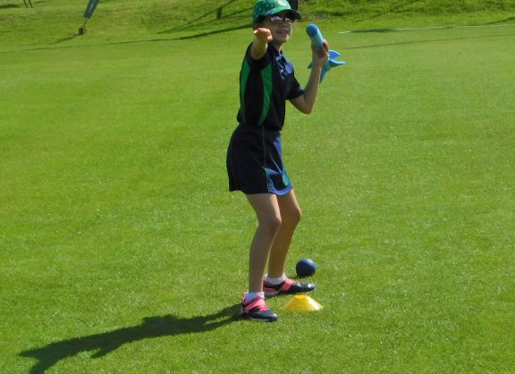 Javelin on sports day