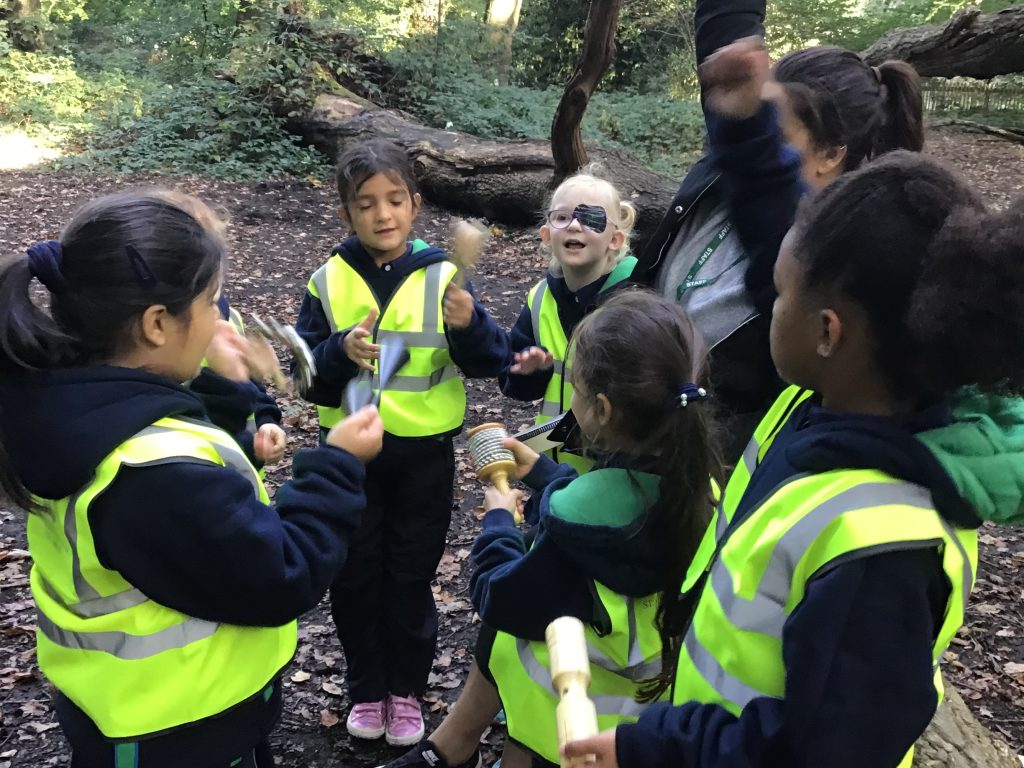 Year 2 Find Where the Wild Things Are