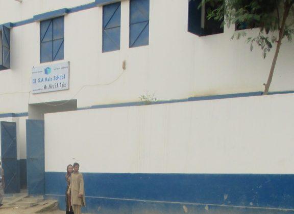 S.A. Aziz School, Pakistan