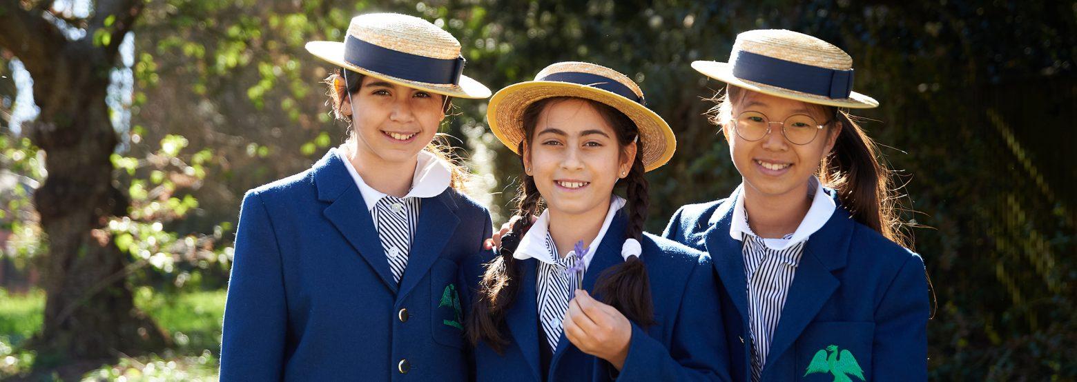 Uniform at St. Anthony's Girls