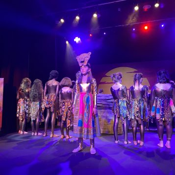Years 4, 5 and 6 perform The Lion King